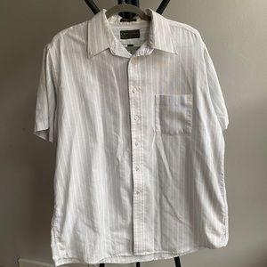 *2/$15* Men's Croft & Barrow Button Down Shirt